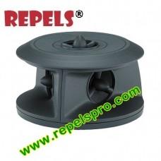 Vertreibt Ratten Mäuse WK-0600 Professionnal COMBOSONIC 3D Stereo Wave Pest Repeller