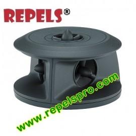 Ahuyentador de Ratones Murciélagos e Insectos 325m2 COMBOSONIC 3D Estéreo Wave Pest Repeller
