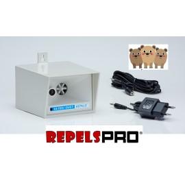 Repelente de Conejos LS-987F Repelente ultrasonido Contra Conejos