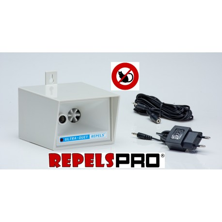 The Best Ultrasonic Cats & Dogs Repeller working 24 hours a day