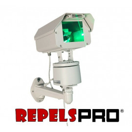 Laser Birds and Pigeons Repellent Automated System Working Day & Night